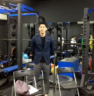 DL CHASE jAPAN代表の神谷卓宏氏