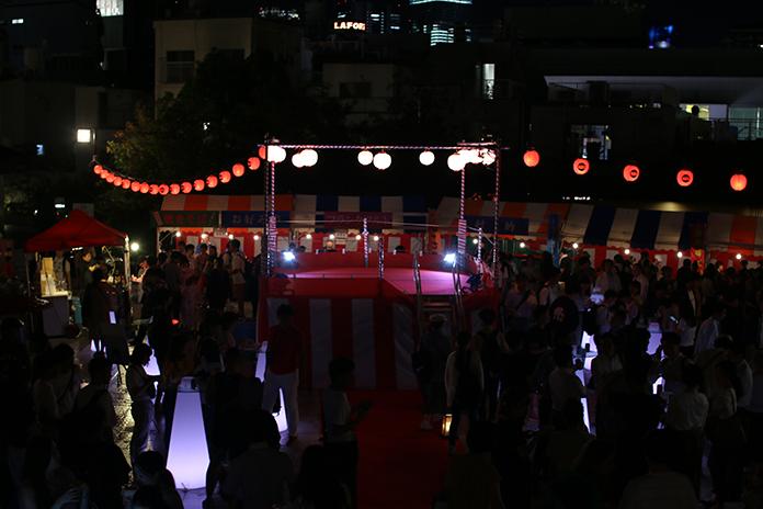 GLOBAL PRODUCE presents 原宿夏祭り2019 at 東郷神社