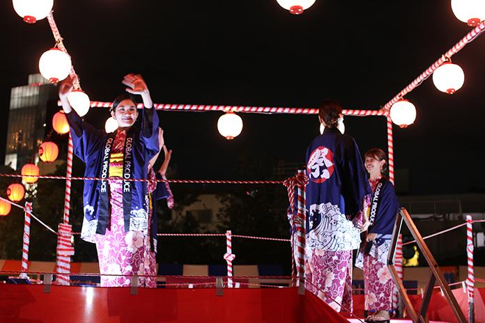 東郷神社盆踊り