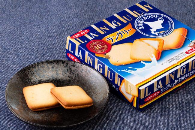 """40周年記念! ミスターイトウならではの""""主役はクッキー""""なバランス感が光る『ラングリー 北海道ミルククリーム』"""