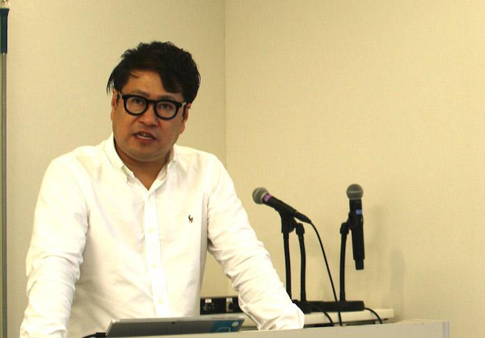 セカンドラボ株式会社の代表取締役・巻幡和徳氏