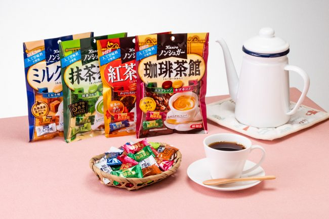 人工甘味料ゼロ!『ノンシュガー茶館』シリーズがリニューアル!その美味しさの秘密とは?