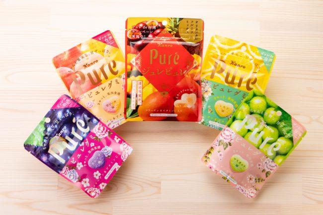 東洋のフルーツ盛りだくさんの新フレーバー!『ジュレピュレオリエンタルフルーツミックス』を食べて台湾旅行に行こう!