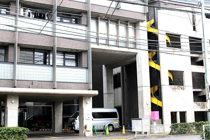 高齢者施設「桜堤ケアハウス」(東京・武蔵野市)
