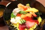 竜泉寺の湯_海鮮丼