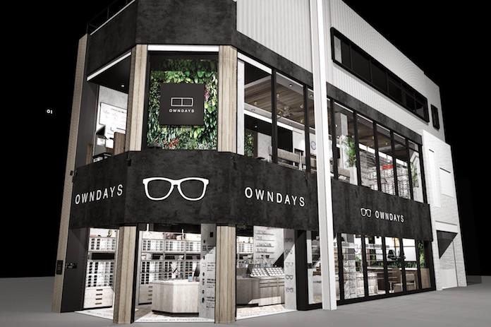 オンデーズ西日本エリア最大規模・心斎橋店オープン 子ども用メガネのPC用ブルーライトカットレンズ交換にも取り組む