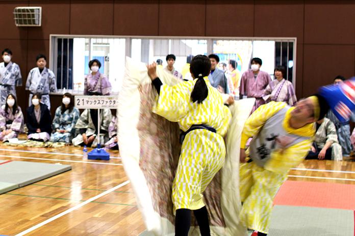 全日本枕投げ大会