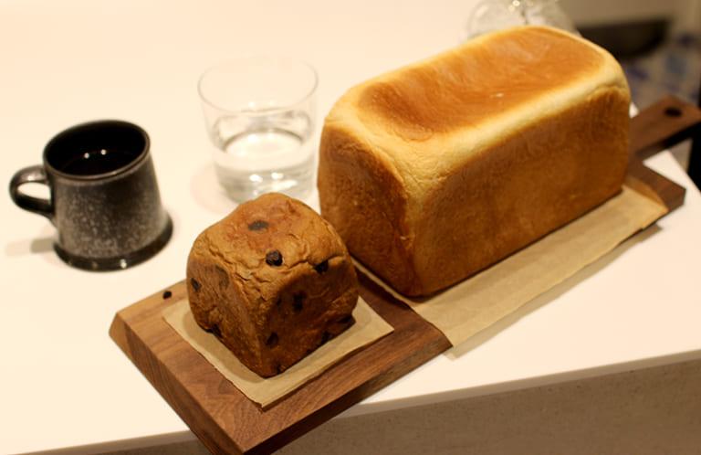 富士山の天然水使った高級食パンが大注目 人気店「ふじ森」がフレシャスとコラボ