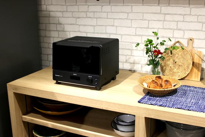 冷凍食パンを最高美味しく焼き上げるオーブントースター アレンジトースト、焼き芋、スイーツも簡単