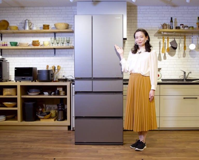 パナソニック、食材の量や消費期限管理ができるIoT冷蔵庫が好評 位置情報に基づいた省エネ運転も