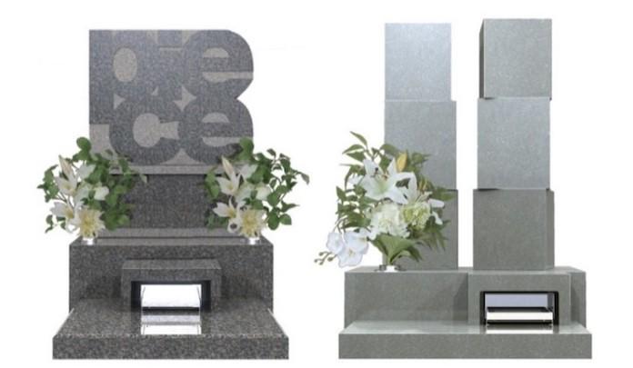 令和でも日本人の墓への強い意識は変化なし 一方デザイン墓石「KIZUNA DESIGN」なども登場