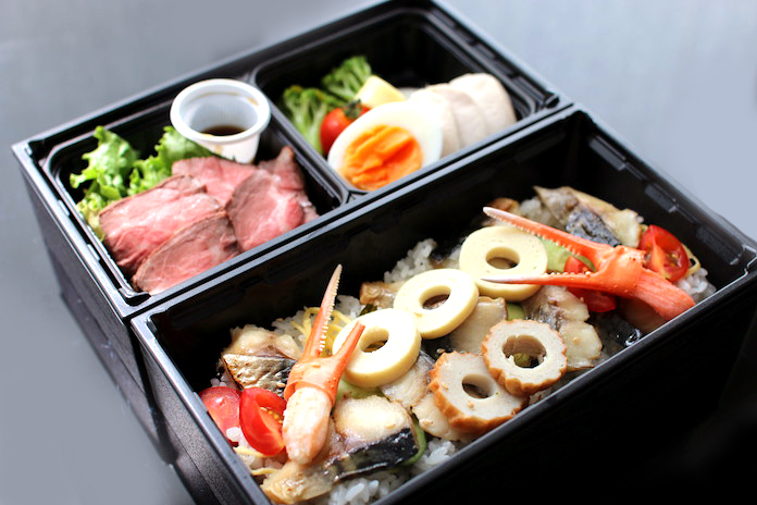 ダブルたんぱくと鳥取の美味しいものが同時に食べられる! 安田団長プロデュースの「ダブルたんぱく質マシマシ弁当」が美味すぎた